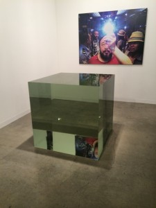 ai wei wei glass cube