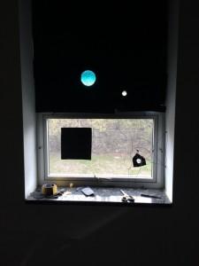 DanaMajor window art center