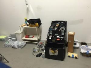 Dana Major installation aug 15a1